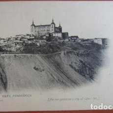 Postales: POSTAL TOLEDO REVERSO SIN DIVIDIR. Lote 72106687