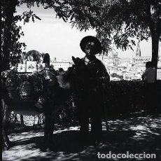 Postales: NEGATIVO ESPAÑA TOLEDO 1970 KODAK 55MM GRAN FORMATO NEGATIVE SPAIN PHOTO FOTO. Lote 73163163