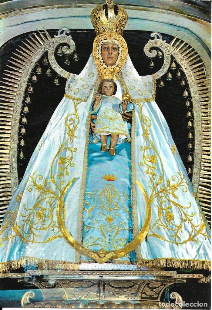 real Virgen azotar en Reus