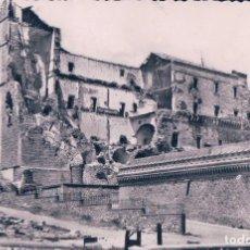 Postales: POSTAL TOLEDO.-EL ALCÁZAR, DESPUES DEL ASEDIO; 2. H.A.E.. Lote 74024179