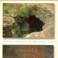 Cartes Postales: POSTAL SIN CIRCULAR - PARQUE NATURAL DEL ALTO TAJO (GUADALAJARA) - Nº 27 - FERKA. Lote 75042163