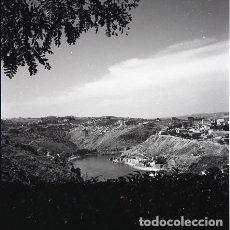 Postales: NEGATIVO ESPAÑA TOLEDO 1970 KODAK 55MM GRAN FORMATO NEGATIVE SPAIN PHOTO FOTO. Lote 75304851