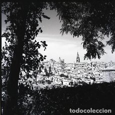 Postales: NEGATIVO ESPAÑA TOLEDO 1970 KODAK 55MM GRAN FORMATO NEGATIVE SPAIN PHOTO FOTO. Lote 75305519