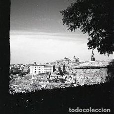 Postales: NEGATIVO ESPAÑA TOLEDO 1970 KODAK 55MM GRAN FORMATO NEGATIVE SPAIN PHOTO FOTO. Lote 75305783
