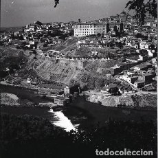 Postales: NEGATIVO ESPAÑA TOLEDO 1970 KODAK 55MM GRAN FORMATO NEGATIVE SPAIN PHOTO FOTO. Lote 75306159