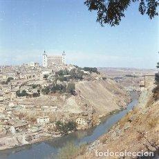 Postales: NEGATIVO ESPAÑA TOLEDO 1970 KODAK 55MM GRAN FORMATO NEGATIVE SPAIN PHOTO FOTO. Lote 75306643
