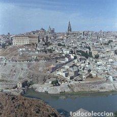 Postales: NEGATIVO ESPAÑA TOLEDO 1970 KODAK 55MM GRAN FORMATO NEGATIVE SPAIN PHOTO FOTO. Lote 75306811