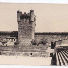 Postales: POSTAL. PLAZA DE LOS 3 CASTILLOS. OROPESA. TOLEDO. FOTOS VICARIO.. Lote 77909477