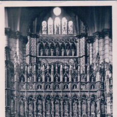 Postales: POSTAL TOLEDO.- CATEDRAL, CAPILLA MAYOR, LATERAL EXTERIOR. MANIPEL. Lote 77985389