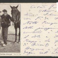 Postales: CASTILLEJO - CUENCA - UN GUARDA - VER REVERSO - (46.740). Lote 78033721