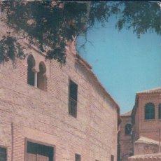 Postales: POSTAL TOLEDO . SINAGOGA DEL TRANSITO Y CASA DEL GRECO - 8 ARRIBAS - FOURNIER. Lote 79612989