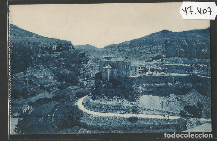 CUENCA - 3- COLEGIO S. PABLO - ROISIN -VER REVERSO-(47.407) (Postales - España - Castilla La Mancha Antigua (hasta 1939))