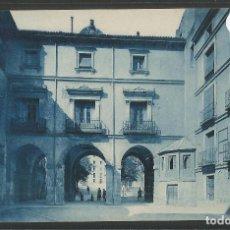 Postales: CUENCA - 4- PLAZA CONSTITUCION - ROISIN -VER REVERSO-(47.408). Lote 82497932
