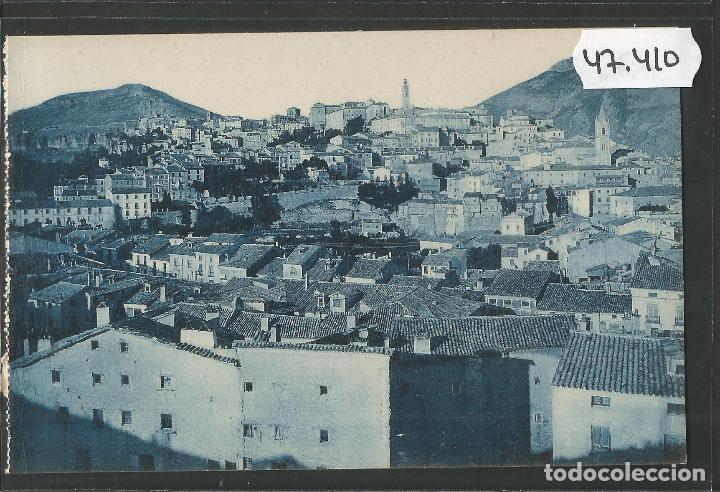 CUENCA - 6- VISTA GENERAL - ROISIN -VER REVERSO-(47.410) (Postales - España - Castilla La Mancha Antigua (hasta 1939))