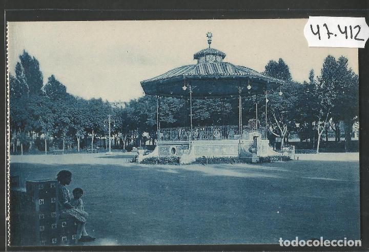 CUENCA - 8- PARQUE CANALEJAS - ROISIN -VER REVERSO-(47.412) (Postales - España - Castilla La Mancha Antigua (hasta 1939))