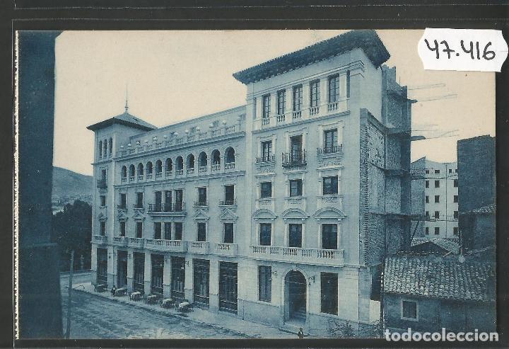 CUENCA - 13- GRAN HOTEL - ROISIN -VER REVERSO-(47.416) (Postales - España - Castilla La Mancha Antigua (hasta 1939))