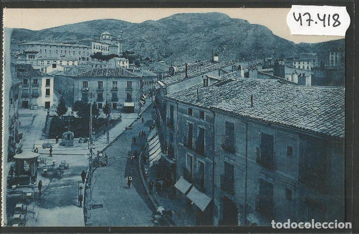 CUENCA - 15 - CARRETERIA - ROISIN -VER REVERSO-(47.418) (Postales - España - Castilla La Mancha Antigua (hasta 1939))