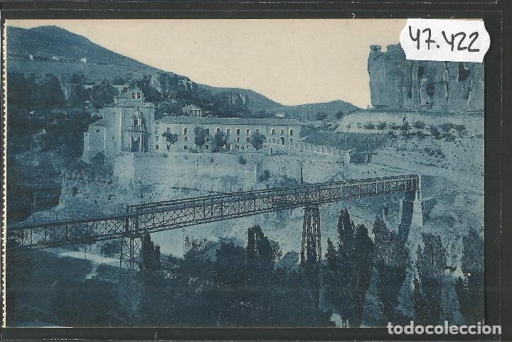 CUENCA - 20- PUENTE DE SAN PABLO - ROISIN -VER REVERSO-(47.422) (Postales - España - Castilla La Mancha Antigua (hasta 1939))