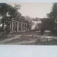Postales: ALBACETE. PARQUE DE LOS MÁRTIRES. 1957.. Lote 85522771
