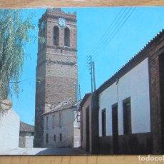 Postales: NAVAS DE ORO. SEGOVIA. . TORRE ALTA. (ED. ROYUELA-AREVALO Nº1).. Lote 143617097