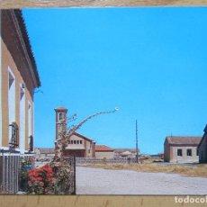 Postales: JUARROS DE VOLTOYA. SEGOVIA. IGLESIA. (ED. ROYUELA Nº1).. Lote 143803773