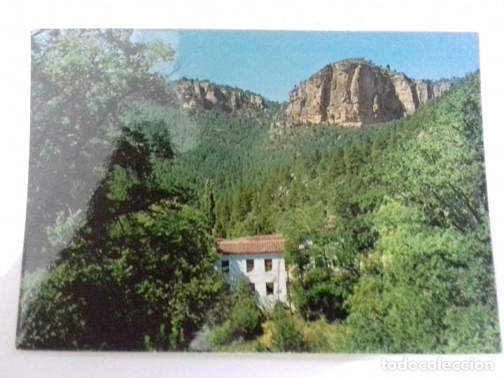 BALNEARIO DE SOLAN DE CABRAS-CUENCA-TARJETA POSTAL (Postales - España - Castilla la Mancha Moderna (desde 1940))