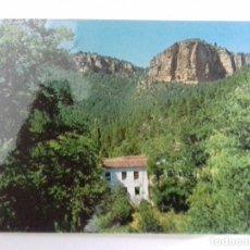 Postales: BALNEARIO DE SOLAN DE CABRAS-CUENCA-TARJETA POSTAL. Lote 86759536