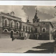 Postales: JADRAQUE - PLAZA DE ESPAÑA - Nº 5 ED. LLAMAS. Lote 86794920