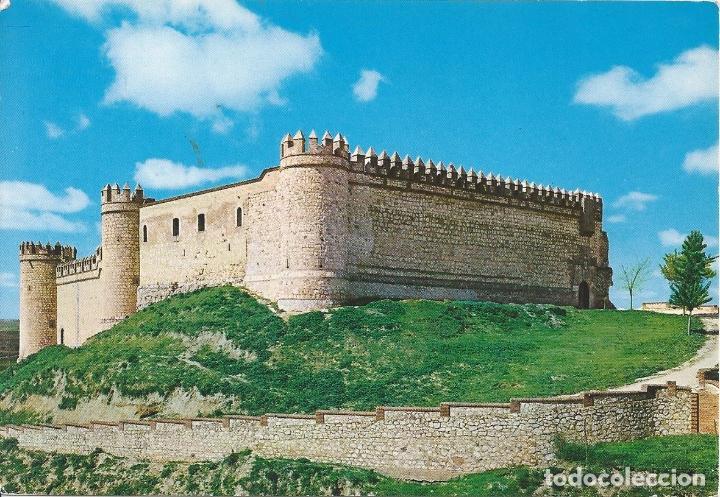 POSTAL CASTILLO DE MAQUEDA TOLEDO (Postales - España - Castilla la Mancha Moderna (desde 1940))