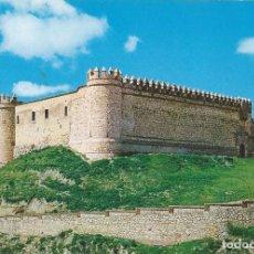 Postales: POSTAL CASTILLO DE MAQUEDA TOLEDO. Lote 87609808