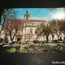 Postales: CIUDAD REAL CATEDRAL. Lote 87627228