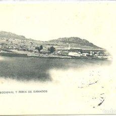 Postales: (PS-52223)POSTAL DE ALMADEN-CORRECCIONAL Y FERIA DE GANADOS. Lote 88822308