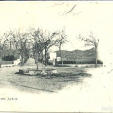 Postales: (PS-52225)POSTAL DE ALMADEN-PASEO DEL OVALO. Lote 88822372