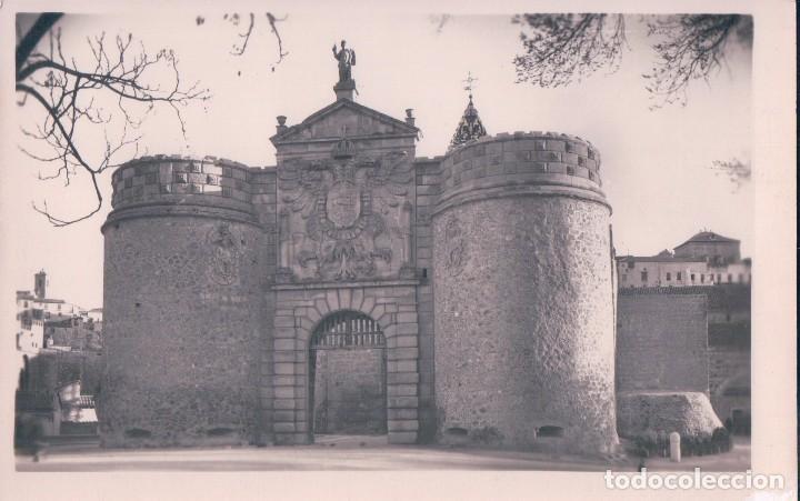 POSTAL TOLEDO 65 - PUERTA BISAGRA - GARRABELLA (Postales - España - Castilla la Mancha Moderna (desde 1940))