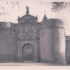 Postales: POSTAL TOLEDO 65 - PUERTA BISAGRA - GARRABELLA. Lote 89064528