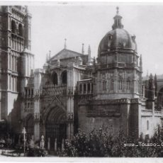 Postales: P- 6983. POSTAL TOLEDO, CATEDRAL. LUIS R. ALONSO.. Lote 89360612