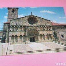 Postales: POSTAL SORIA-IGLESIA DE SANTO DOMINGO-ROMÁNICA-CIRCULADA-1966-VER FOTOS. Lote 89415524