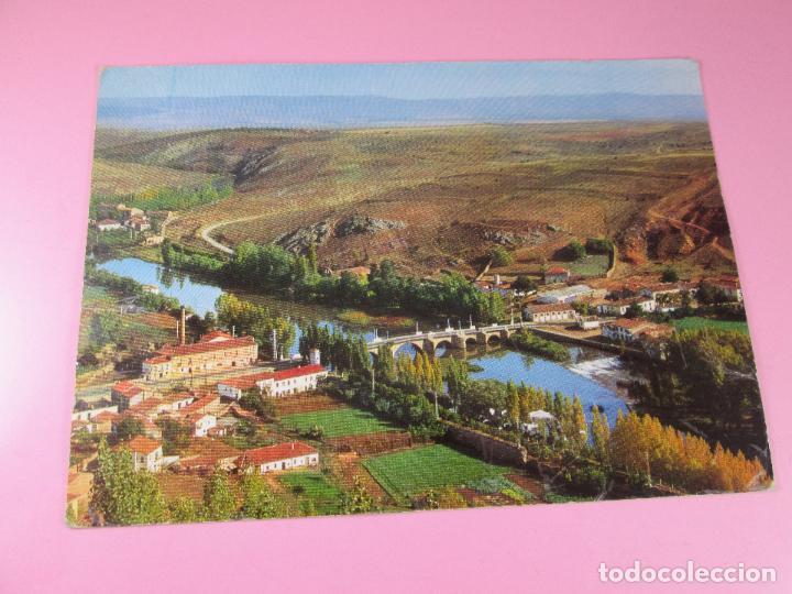 Postales: postal-soria-la rivera del río-circulada-1959-antigua-coleccionistas-ver fotos - Foto 2 - 89431232