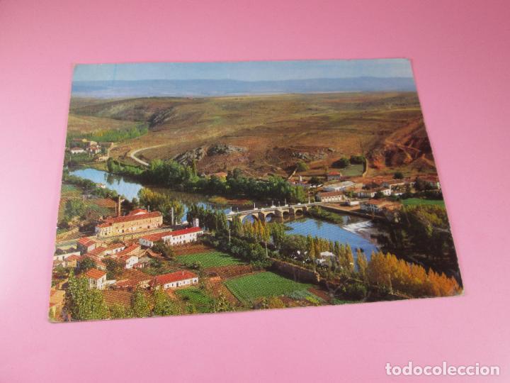 Postales: postal-soria-la rivera del río-circulada-1959-antigua-coleccionistas-ver fotos - Foto 4 - 89431232