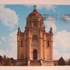 Postales: POSTAL GUADALAJARA - PANTEON DE LA CONDESA DE LA VEGA DEL POZO - 1972 - CIRCULADA. Lote 89561012