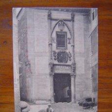 Postales: POSTAL 478 TOLEDO - POSADA DE LA HERMANDAD - PUBLICIDAD DE CASA PUJOL. Lote 90206084