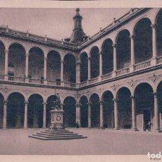 Cartoline: POSTAL ALCAZAR DE TOLEDO - PATIO ANTES DEL ASEDIO - HAUSER Y MENET. Lote 91745395