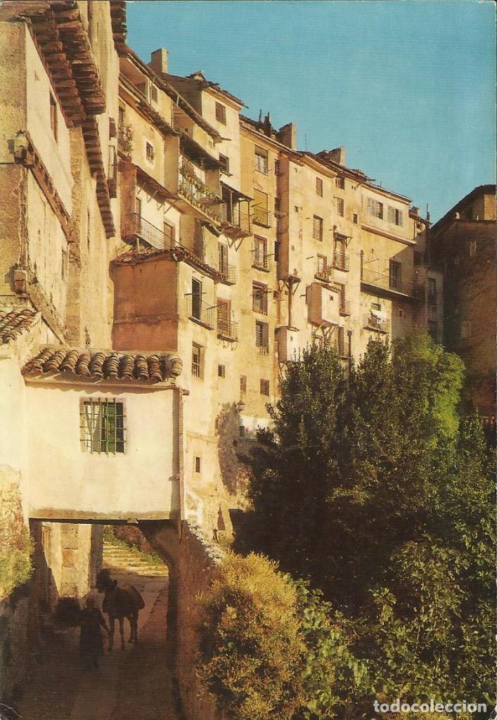 CUENCA. BAJADA A SAN MIGUEL, 1967 (Postales - España - Castilla la Mancha Moderna (desde 1940))