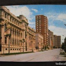 Postales: POSTAL ALBACETE - AVDA. DE RODRIGUEZ ACOSTA.. Lote 92358975