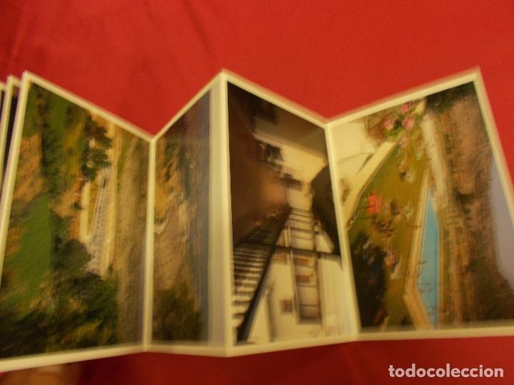 Postales: ACORDEON 12 POSTALES. HOTEL CUEVA DEL FRAILE. CUENCA. VISTAS GENERALES. - Foto 4 - 93121415