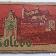 Postales: BLOQUE DE 14 POSTALES DE TOLEDO. AÑOS 30. Lote 94330142