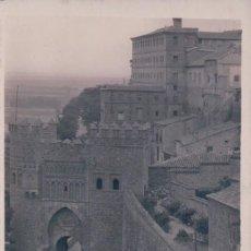 Cartes Postales: POSTAL FOTOGRAFICA TOLEDO - PUERTA DEL SOL - ILUMINATIS. Lote 95308559