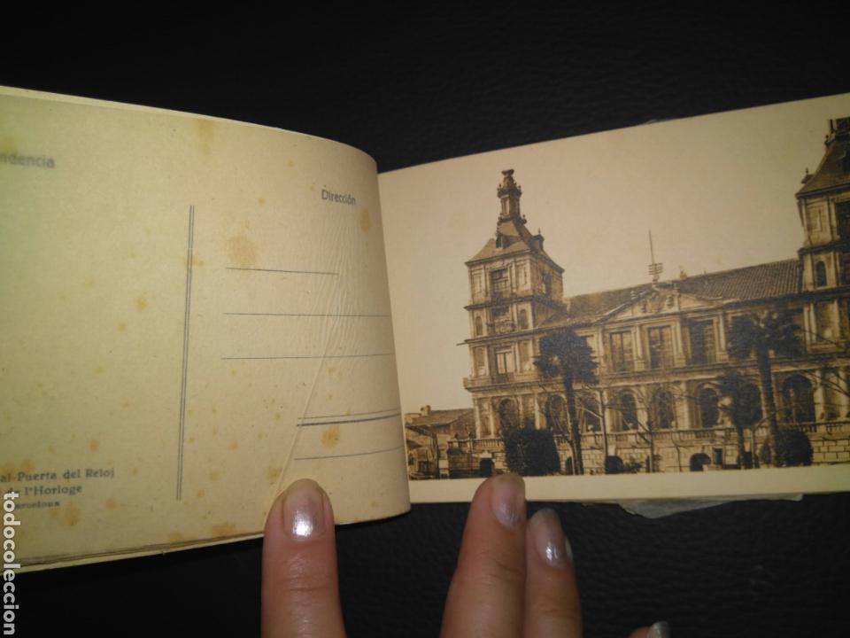 Postales: TOLEDO BLOK NÚMERO 1- serie completa- 20 TARJETAS POSTALES DOBLE TONO, LUCIANO ROISIN - Foto 2 - 95604072