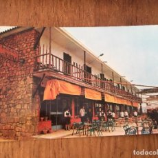 Postales: P0716 POSTAL FOTOGRAFIA NUMERO 1 MESON DE DON QUIJOTE FACHADA MOTA DEL CUERVO LA MANCHA. Lote 95826179