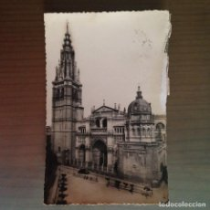 Postales: POSTAL TOLEDO CATEDRAL. Lote 95857575